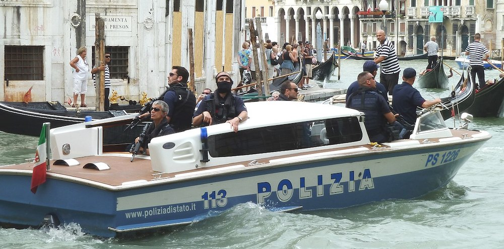 What The Crime Rate in Venice Is