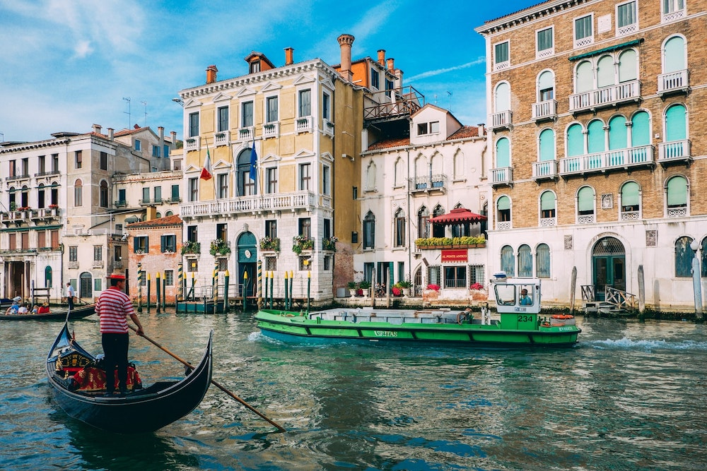 Tips on Riding Gondolas in Venice
