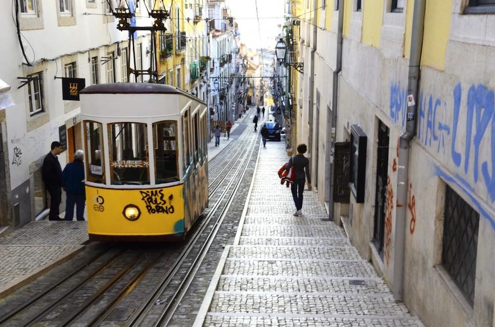 All About Lisbon's Public Transport