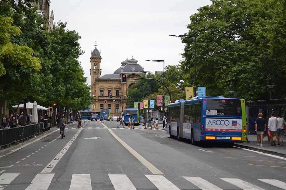 What To Know About San Sebastian's Public Transport