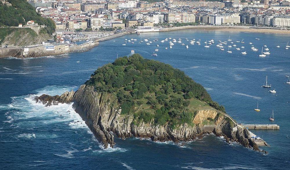 Some of San Sebastian's Most Beautiful Spots