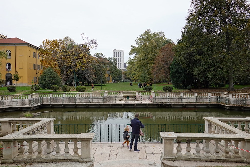 Milan's Top Five Most Beautiful Parks