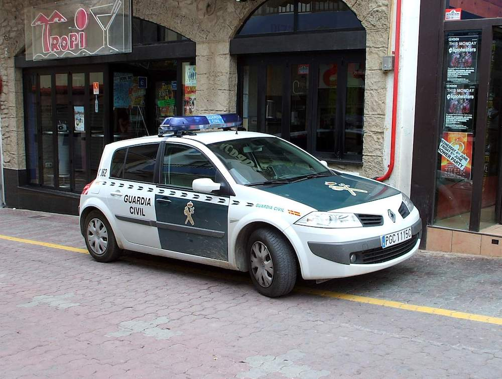 The Crime Rate in Ibiza