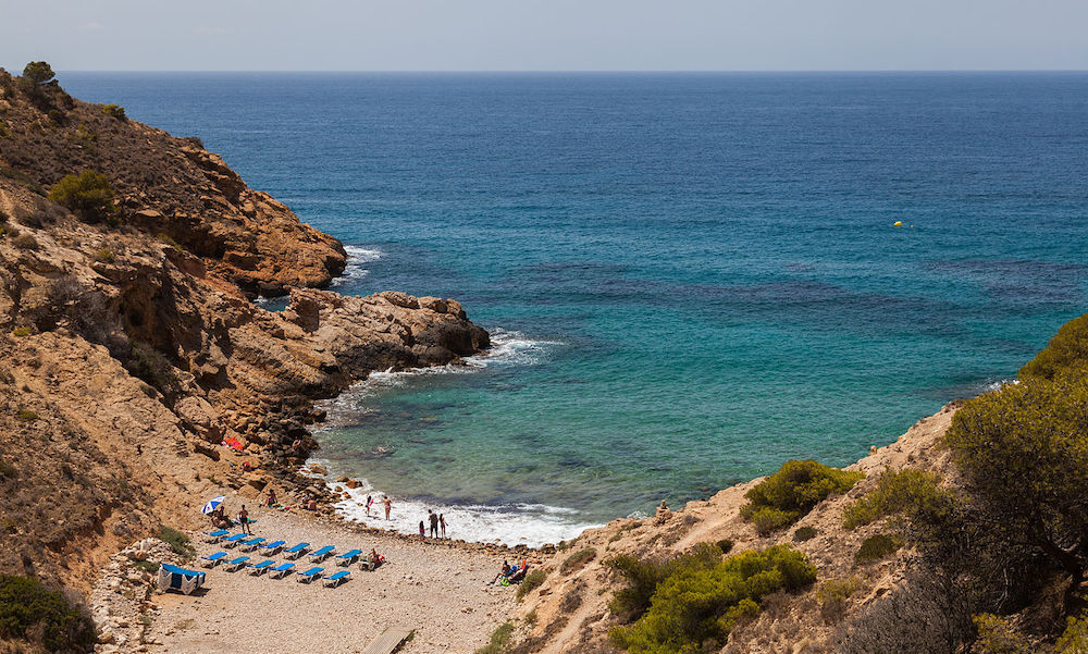 All About Ibiza's Most Beautiful Beaches