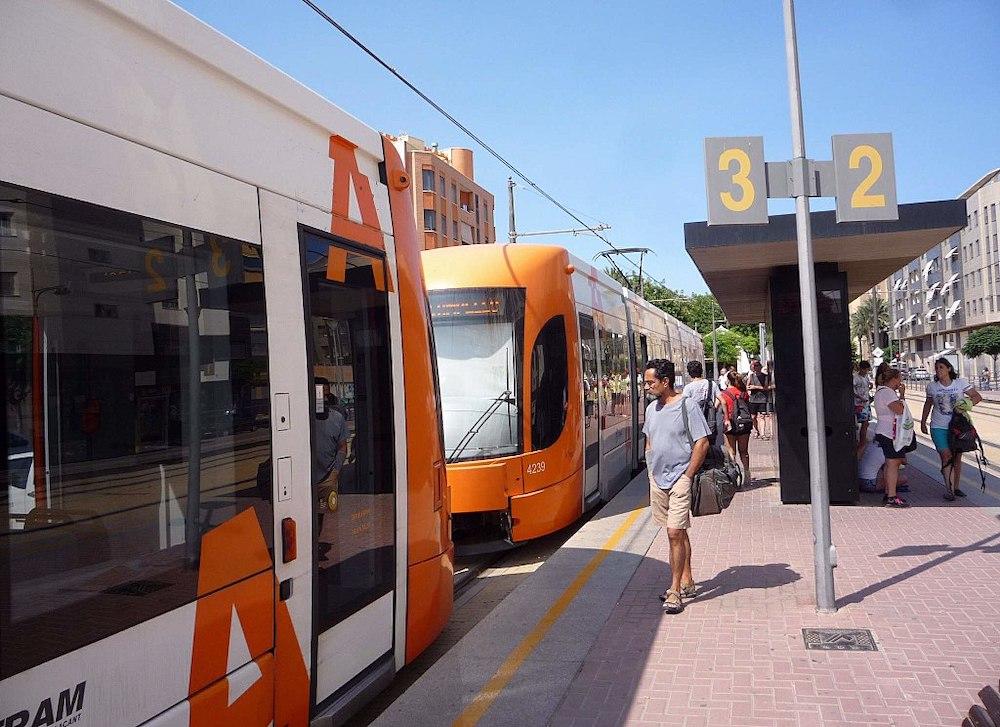 All About Alicante's Public Transport