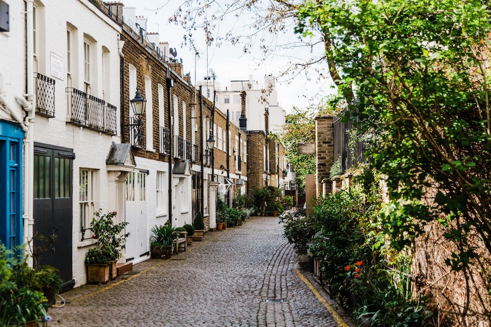 Top Five Reasons To Visit London In The Spring