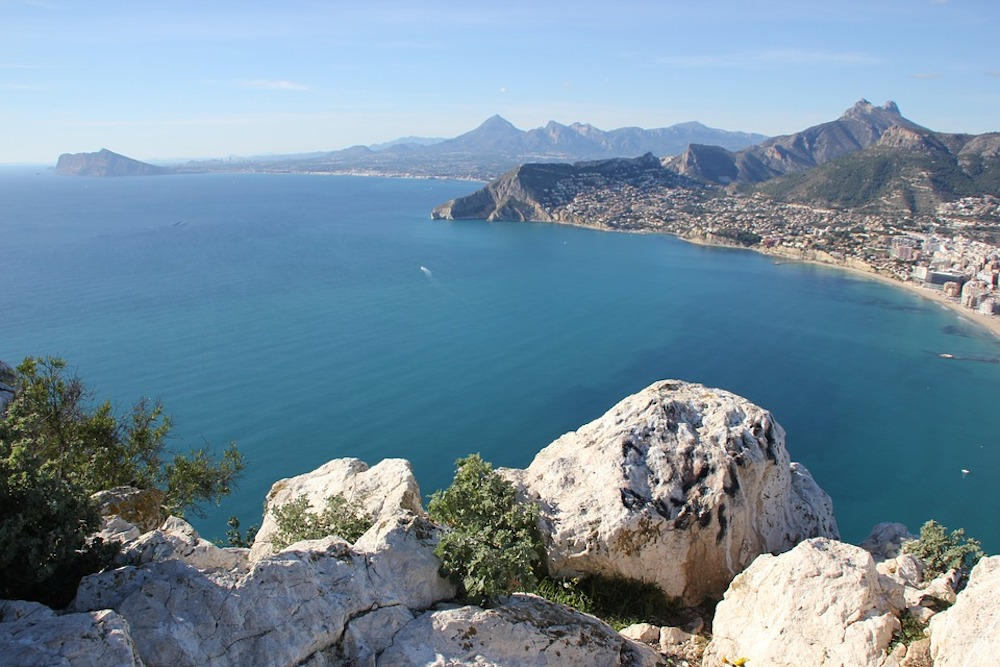 The Best Beaches in Alicante Province