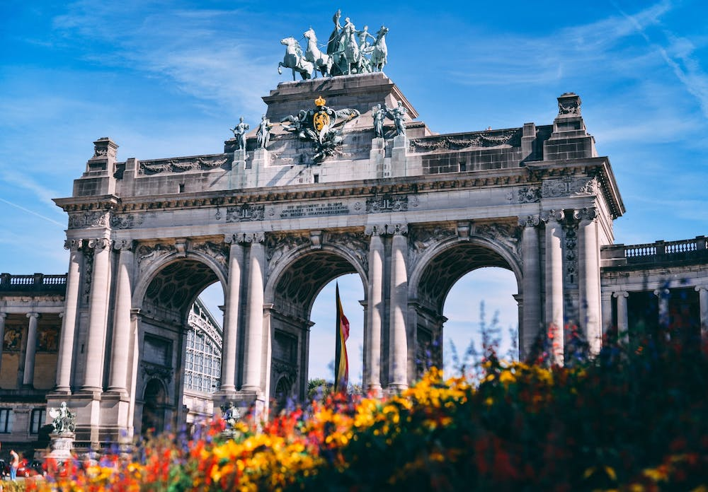 What's So Lovely About Brussels During Springtime