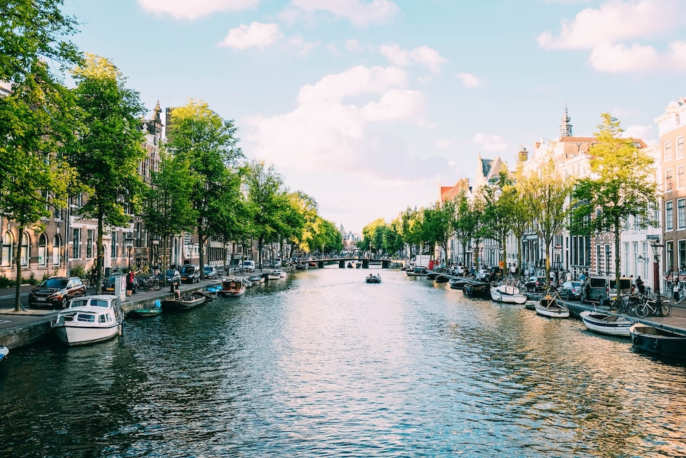 Why You Would Enjoy Springtime In Amsterdam