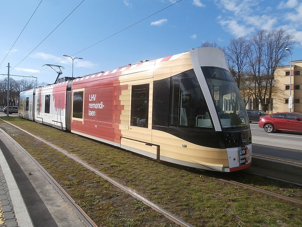 What To Know About Tallinn's Public Transport