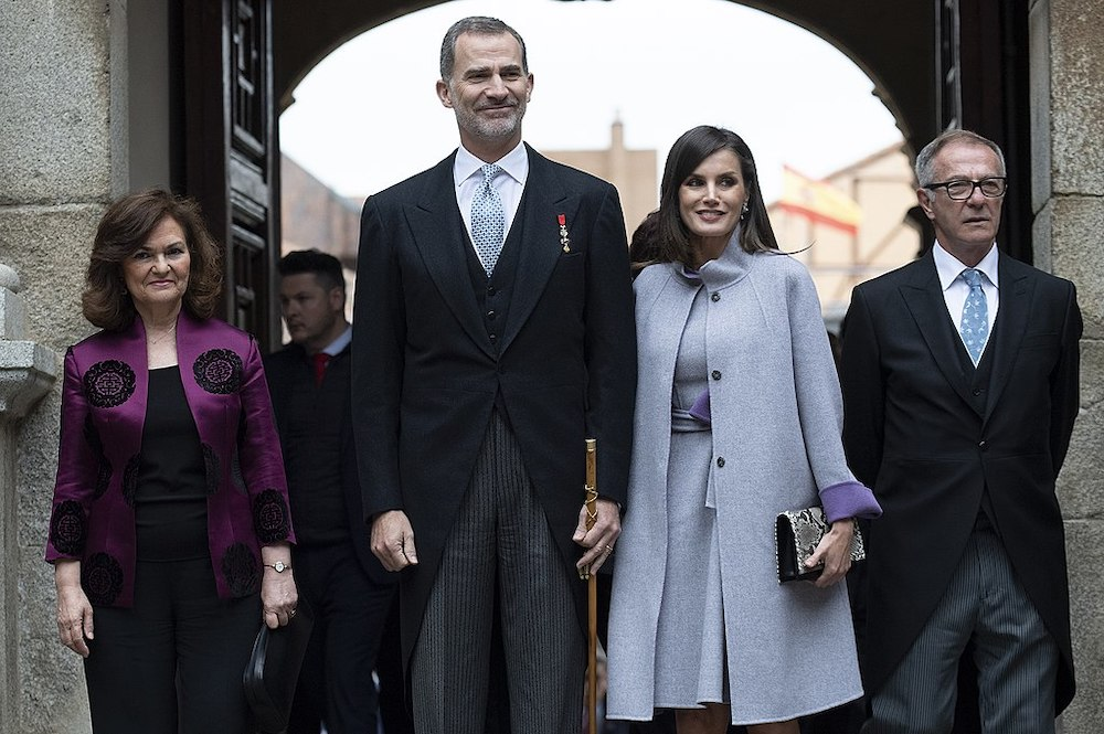 Top Style Tips To Learn from Queen Letizia of Spain