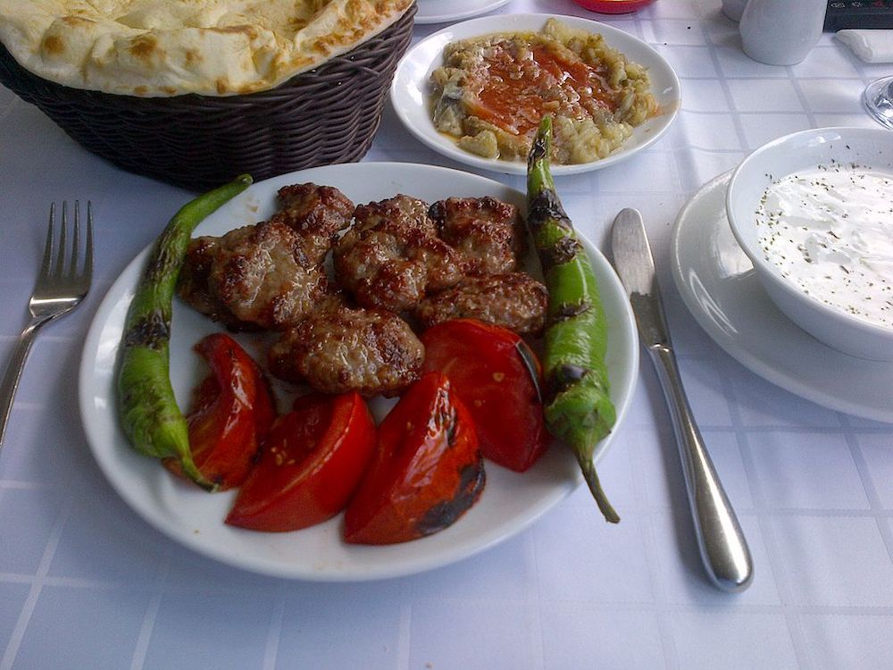 Turkey's Top Five Traditional Dishes