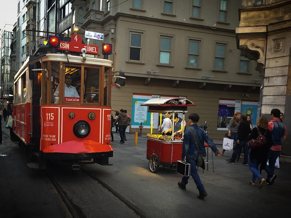 The Basics of Istanbul's Public Transport