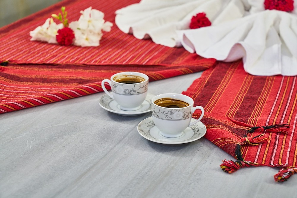Istanbul's Top Five Turkish Coffee Shops