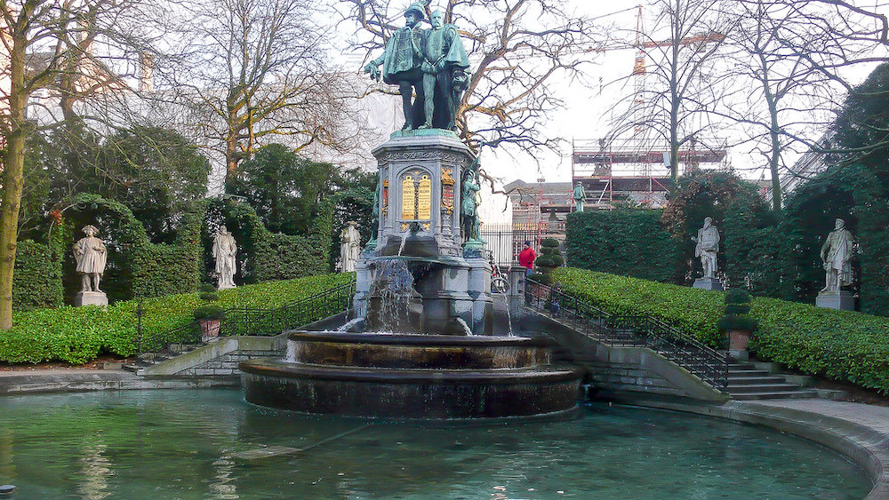 The Top Five Most Beautiful Parks in Brussels