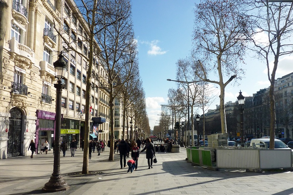 Where To Go Shopping in Champs-Elysées