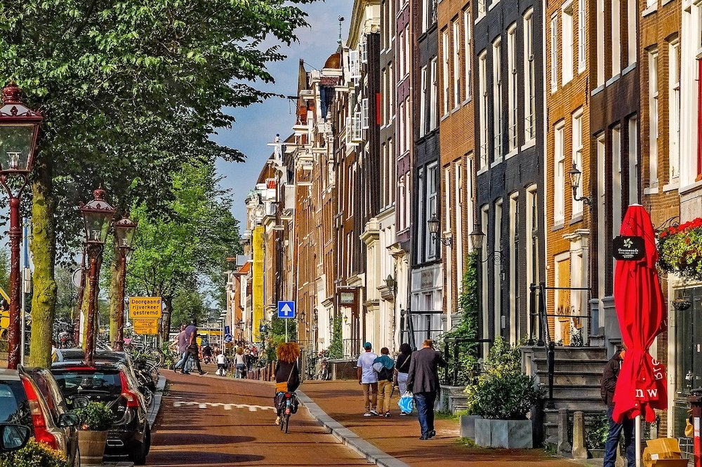 Where To Ride Your Bike in Amsterdam