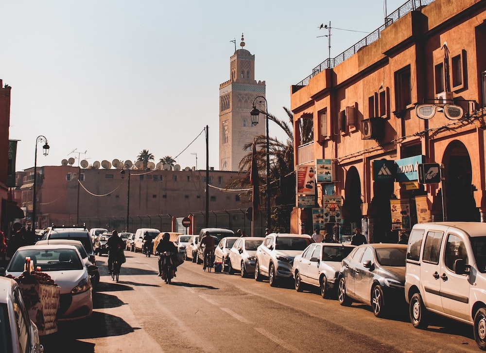 All About Marrakech's Public Transport