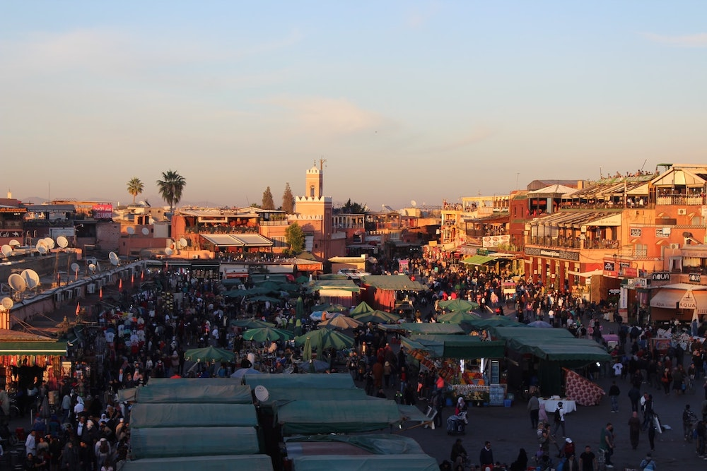 What To Do in Marrakech For A Day