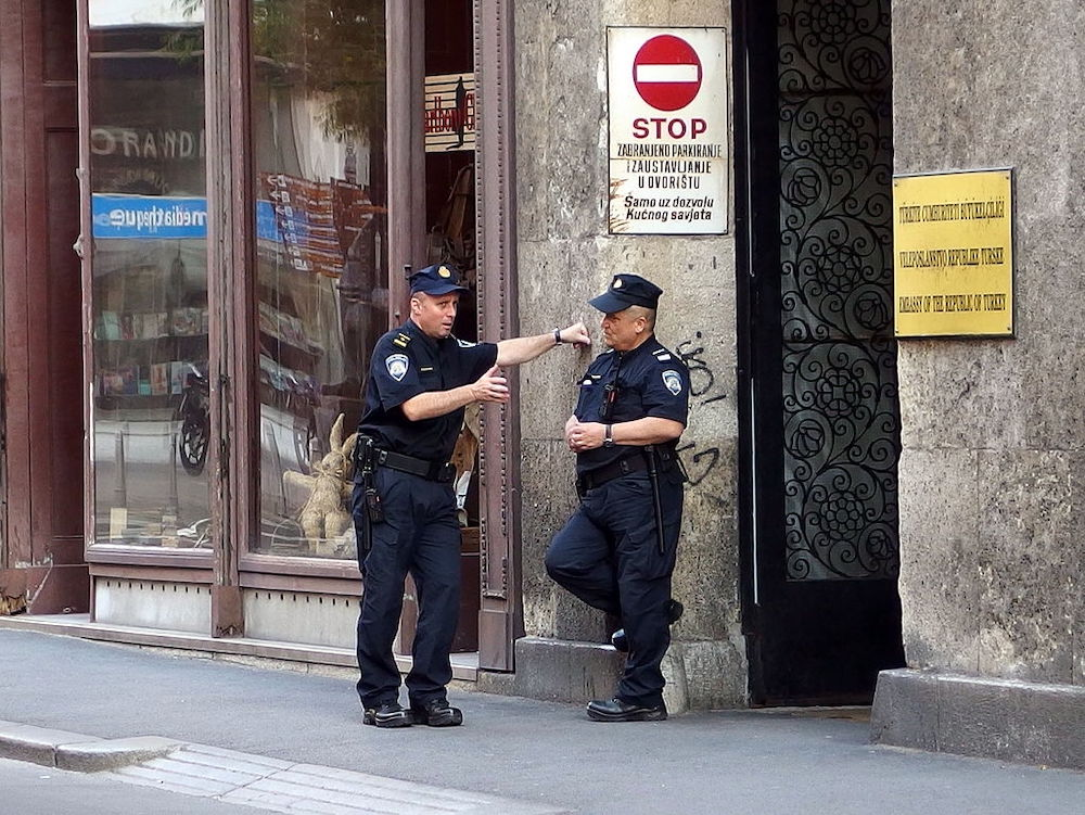 All About Zagreb's Crime Rate