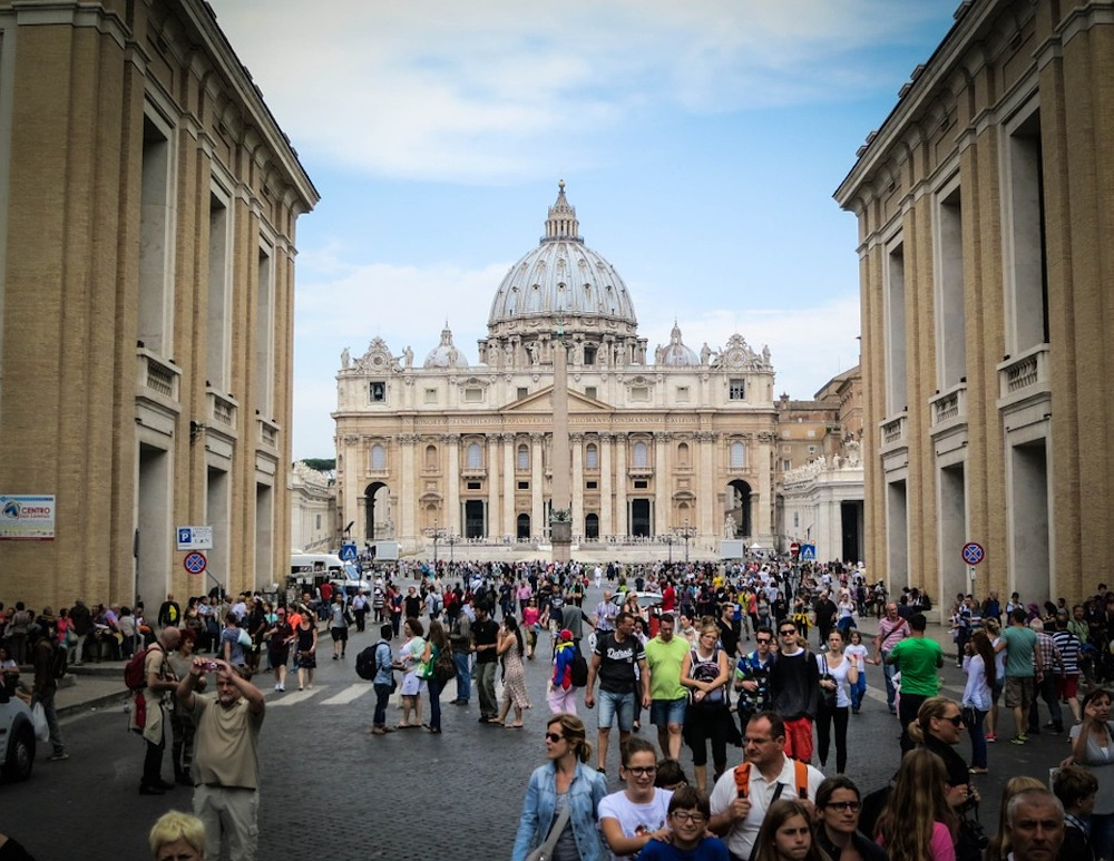 How To Stay Cool in Rome in Summer