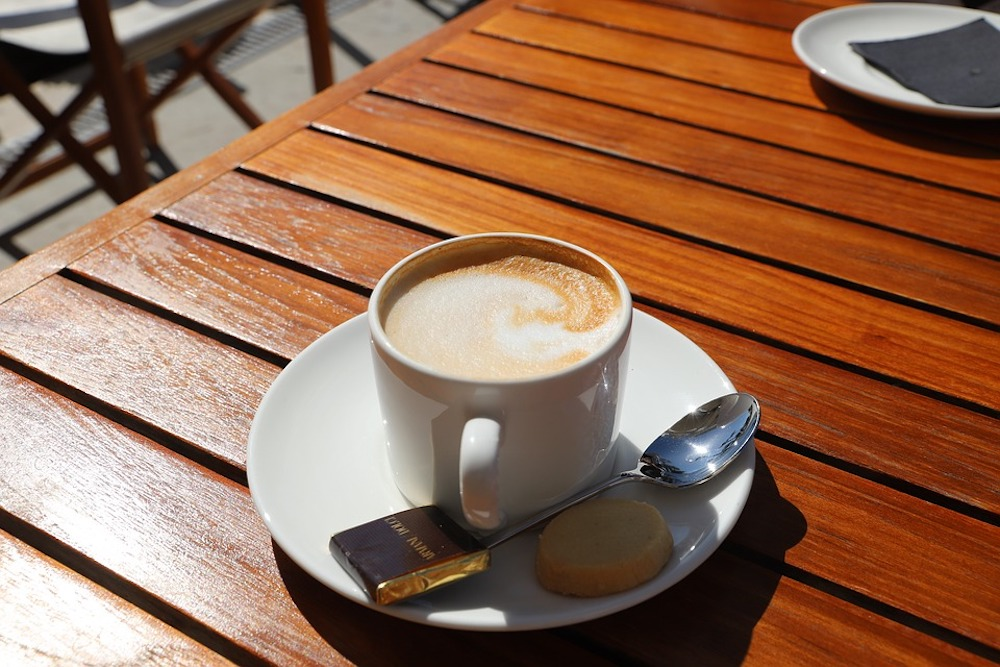 The Top Five Cafés in Cannes