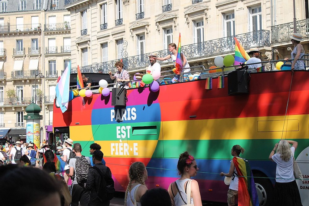 What To Do in Paris During Pride Month