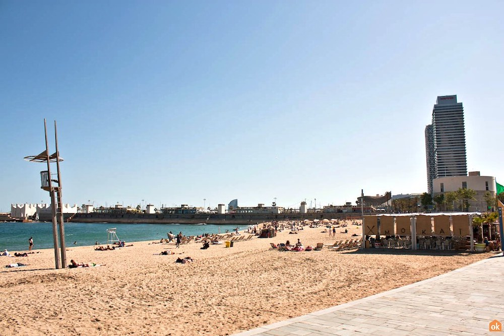 The Top Five Best Beaches In & Near Barcelona