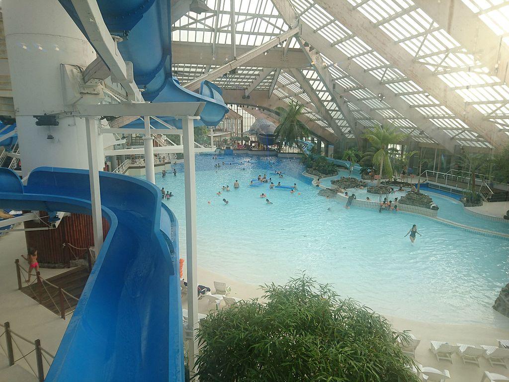 Where To Swim in Paris