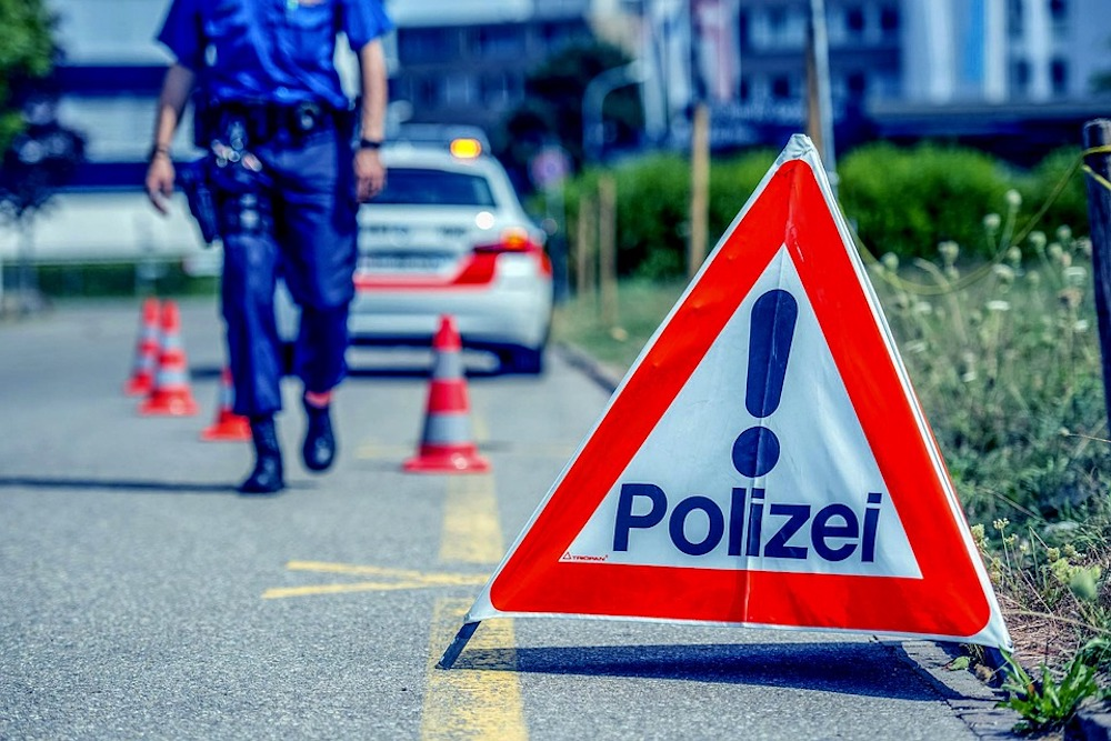 All About Zürich's Crime Rate