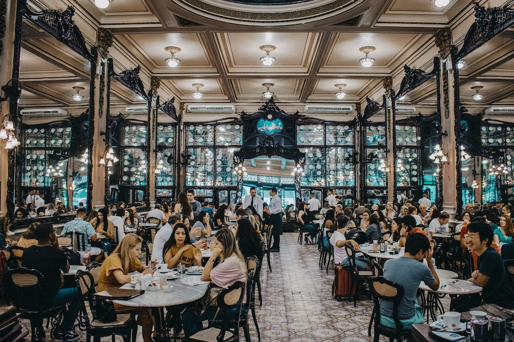 The Top Places To Eat in Zürich