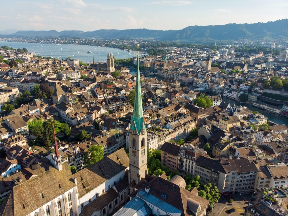 The Living Costs in Zürich