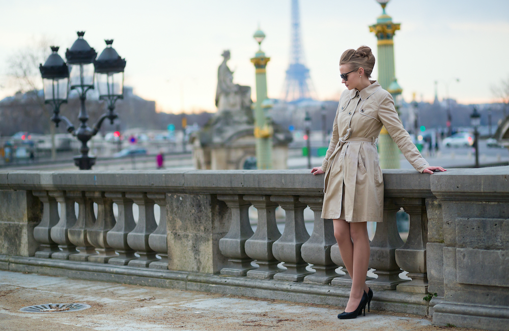 The Top Five Most Fashionable Hollywood Movies Set in Paris