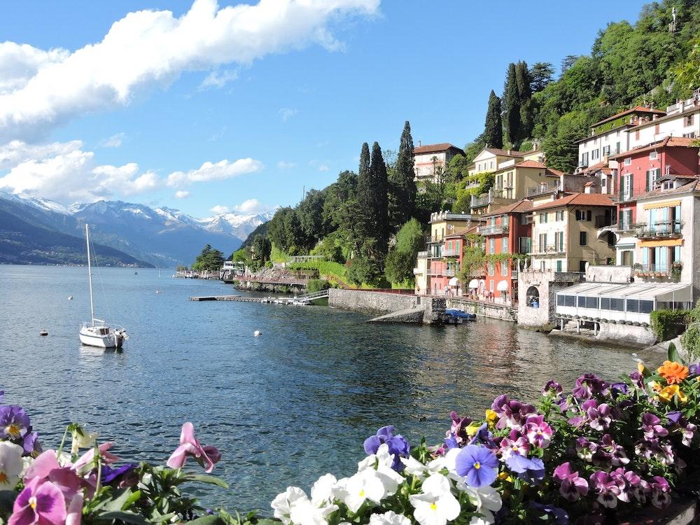 The Top Five Most Romantic Spots in Lake Como
