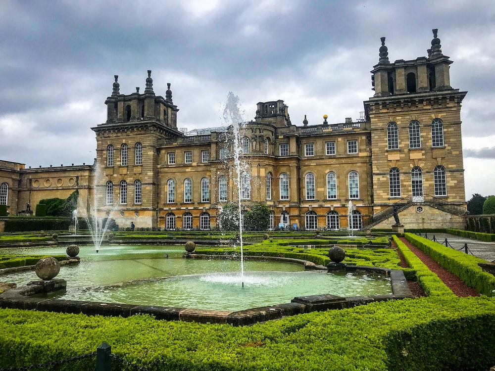 The Most Beautiful UK Mansions That Can Rival 'Downton Abbey'