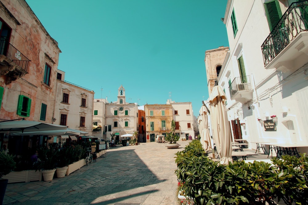 How To Get To Puglia