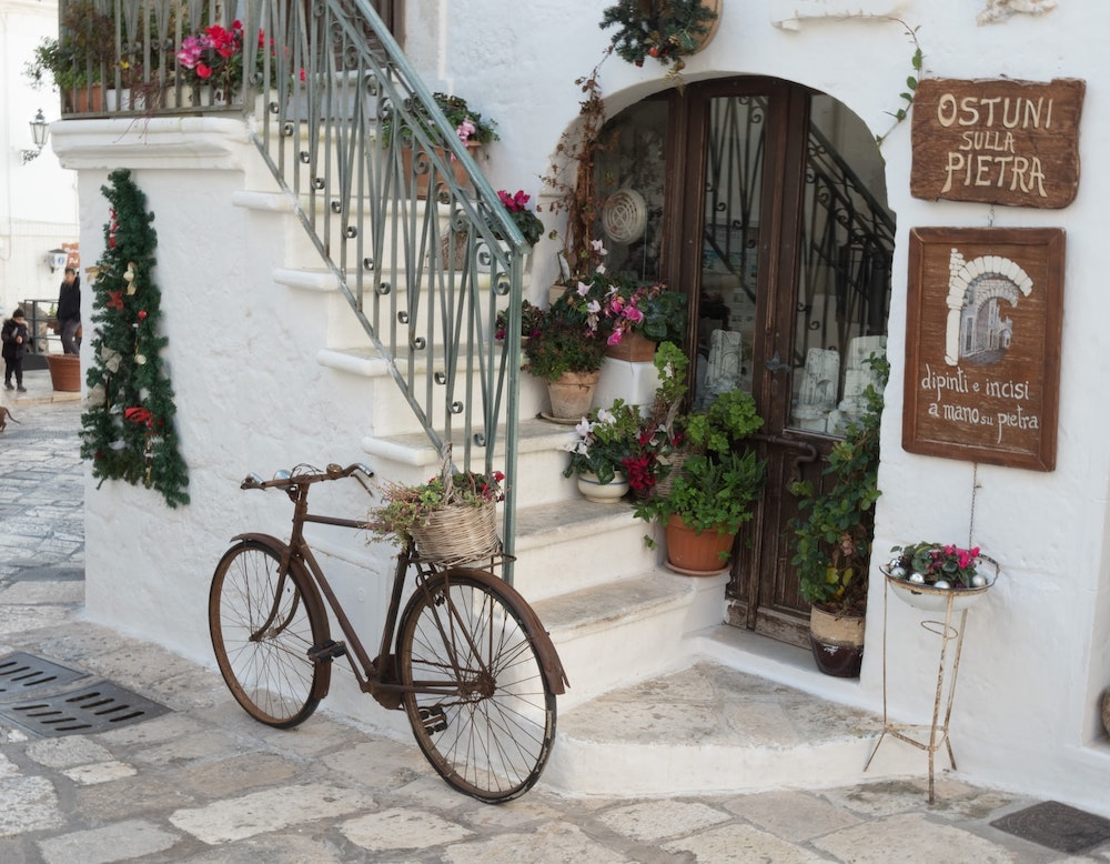 The Top Five Best Instagrammable Towns in Puglia