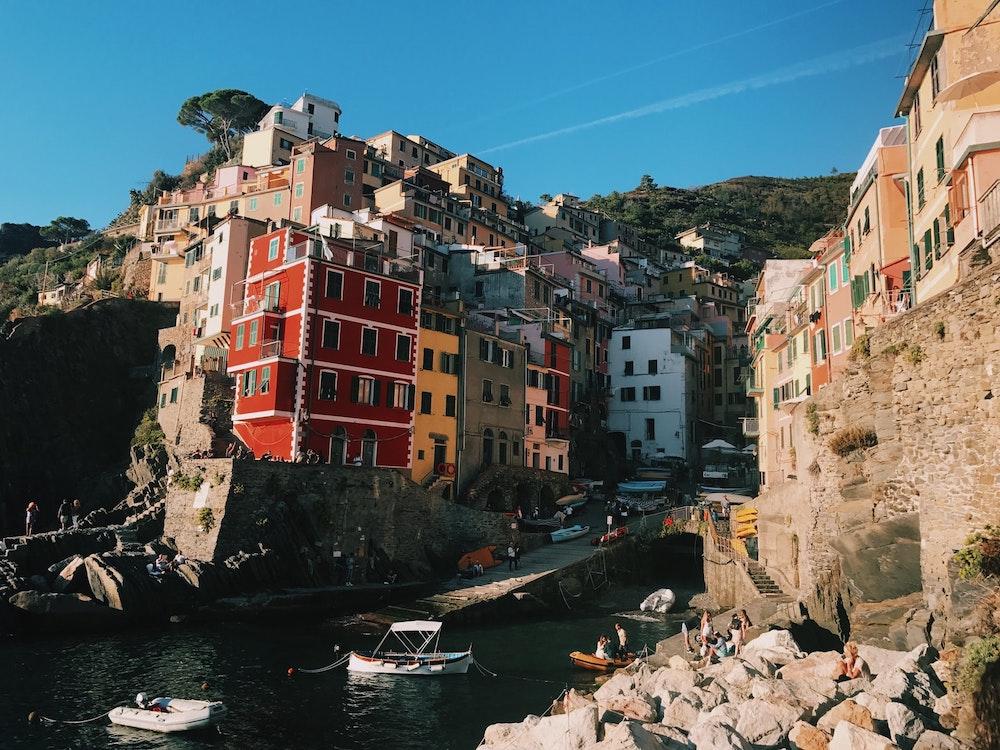 Cinque Terre's Top Five Most Romantic Spots