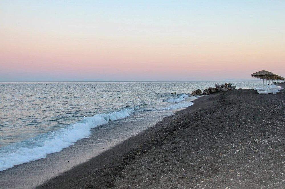 Santorini's Top Five Most Beautiful Coasts