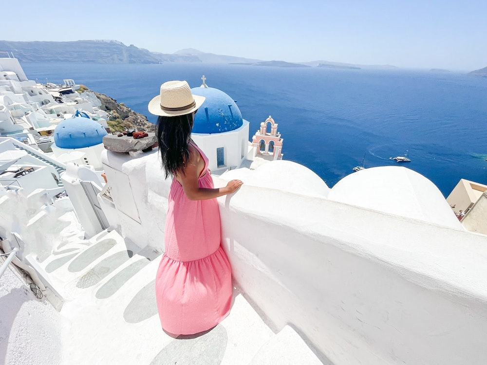 Tips for Traveling to Santorini