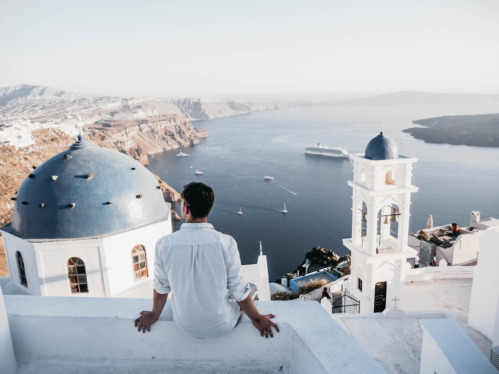 What to Do in Santorini for A Day