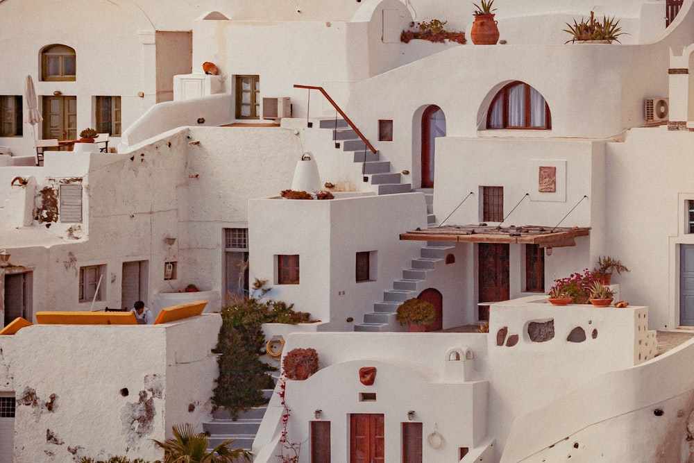 The Living Costs in Santorini