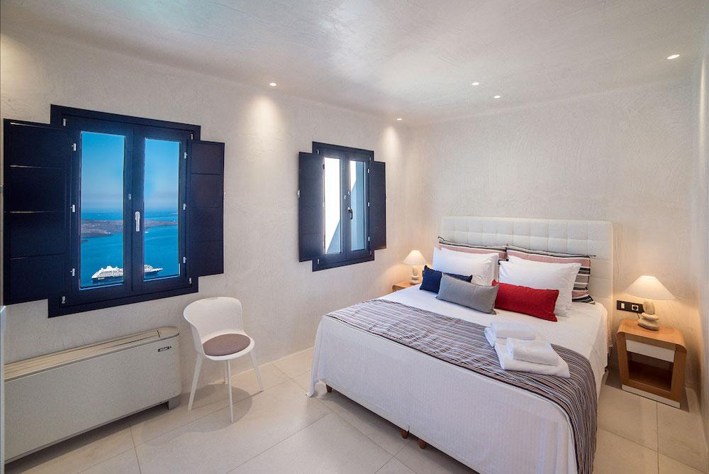 A Few of Santorini's Most Luxurious Suites