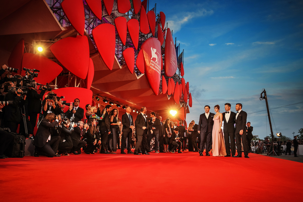 The 2021 Venice Film Festival's Most Buzzed-About Movies