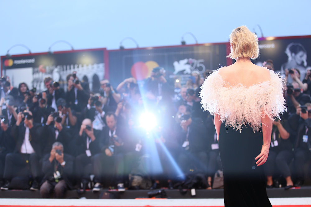The Best Fashion Moments From The 2021 Venice Film Festival