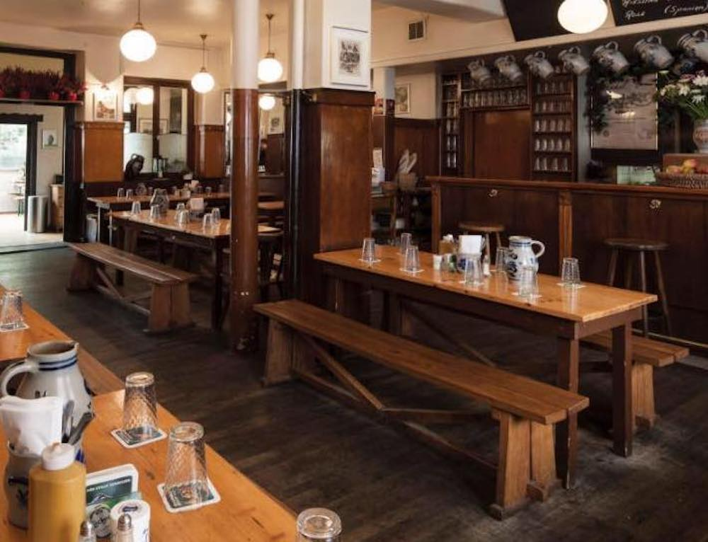 The Finest Places to Eat in Frankfurt
