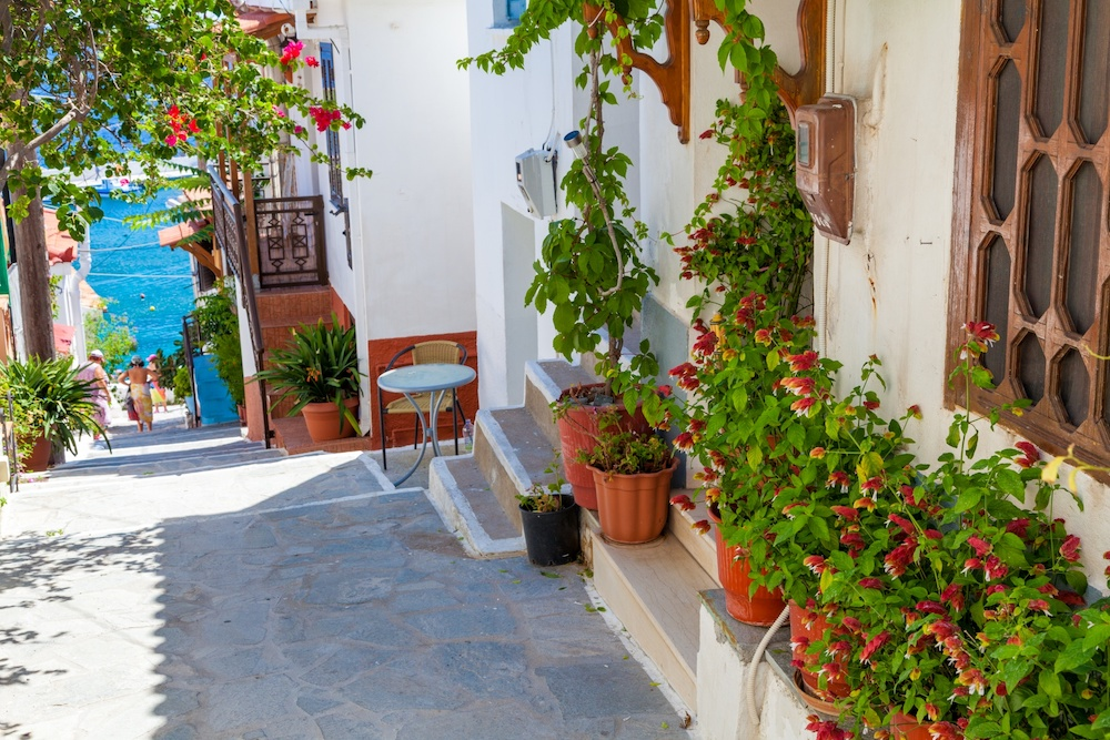 The Top Instagrammable Spots in Paros