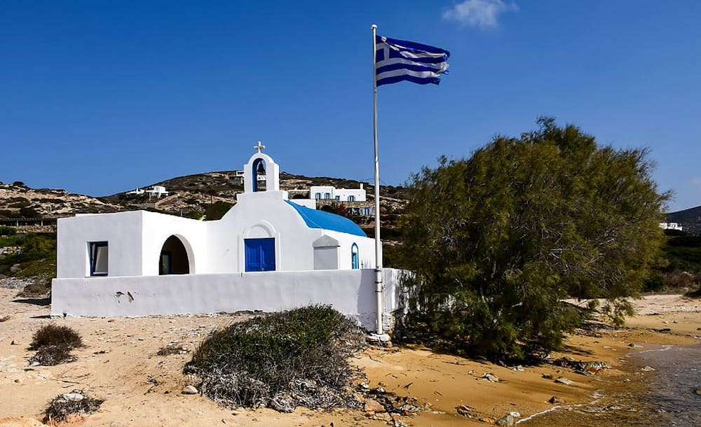 The Top Five Most Unique Things To See in Paros