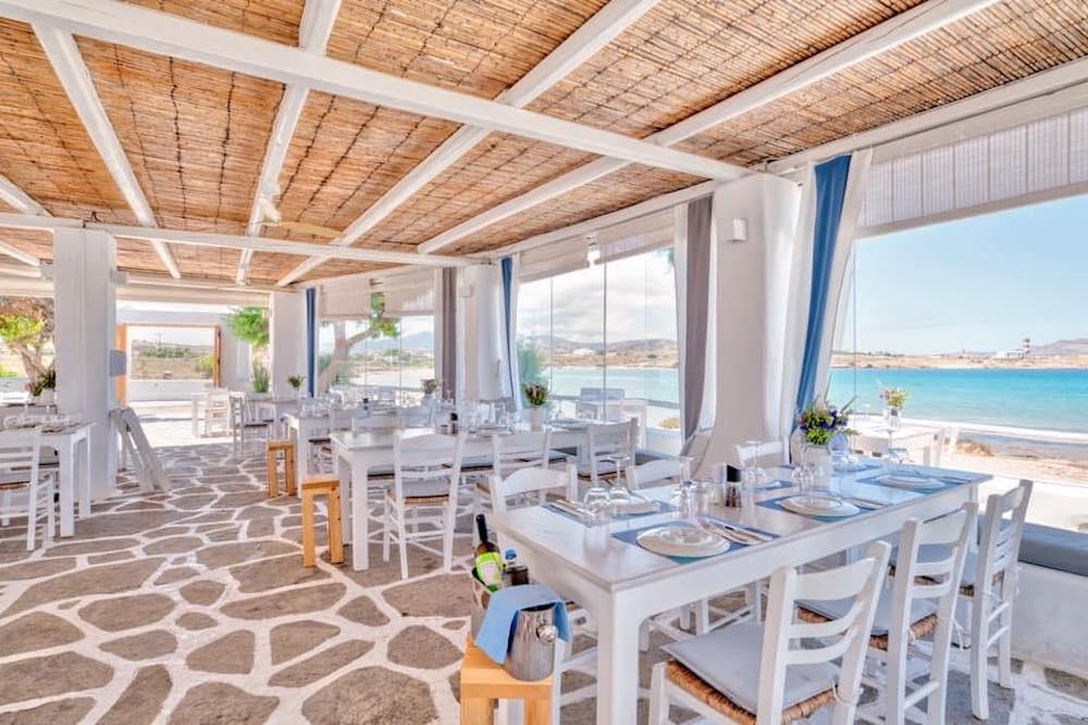 Where to Eat in Paros