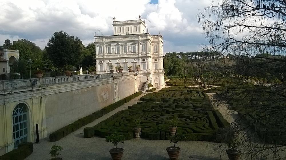 The Five Most Beautiful Villas in Rome